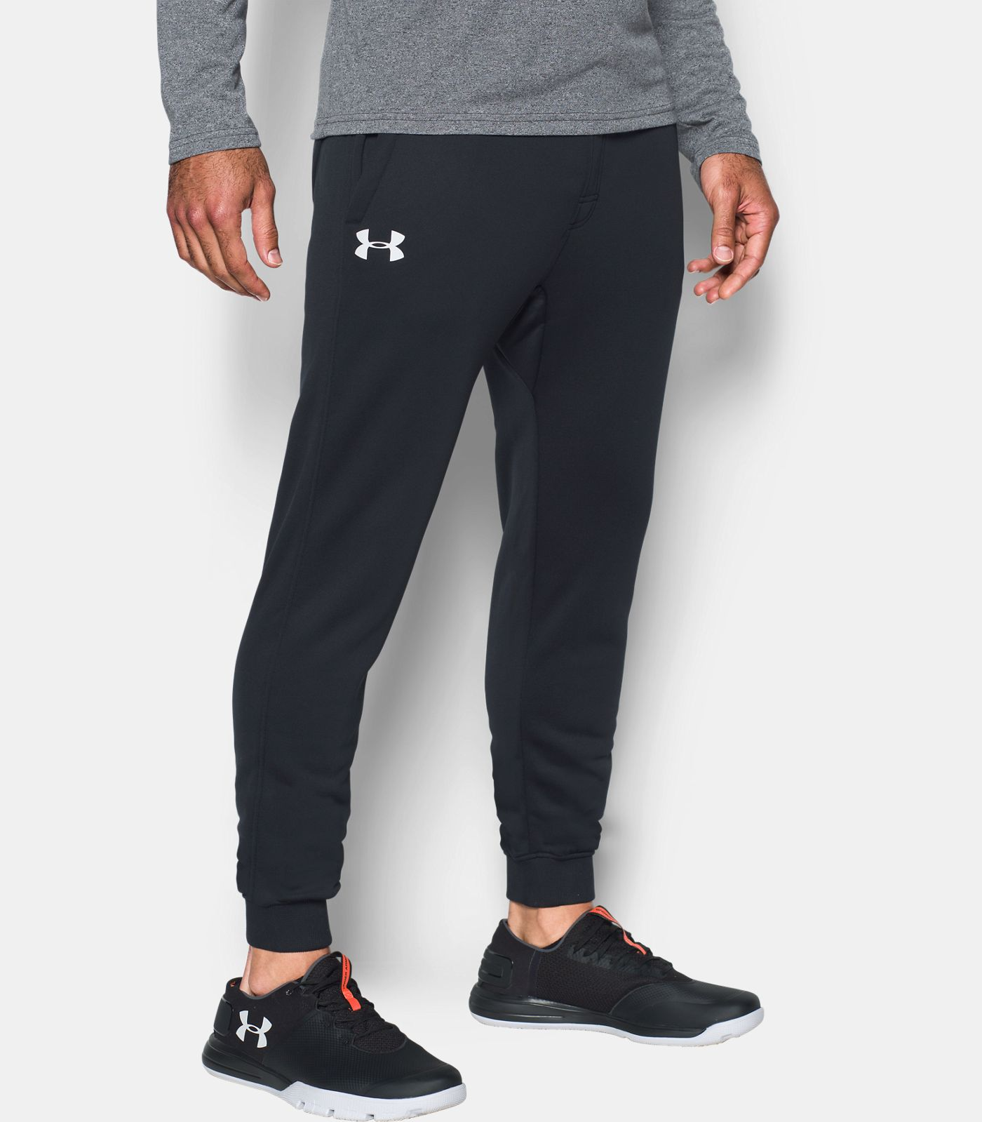 Under Armour Storm Armour Fleece Joggers Mens Pants