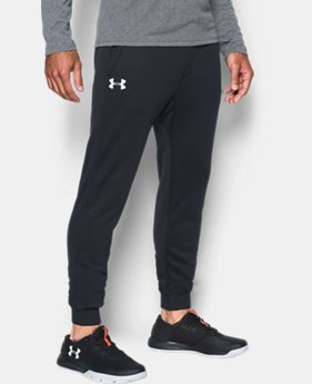 Best Seller Men's UA Storm Armour® Fleece Joggers  1 Color $59.99