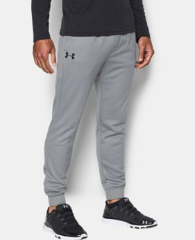 Best Seller  Men's UA Storm Armour Fleece® Joggers LIMITED TIME: FREE SHIPPING 2 Colors $69.99