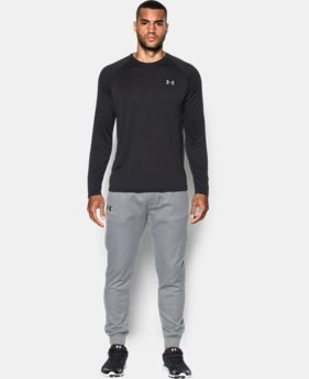 New Arrival  Men's UA Storm Armour® Fleece Joggers   $69.99