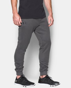 Best Seller Men's UA Storm Armour® Fleece Joggers  5 Colors $59.99