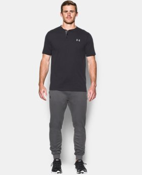 Best Seller Men's UA Storm Armour® Fleece Joggers  2 Colors $59.99