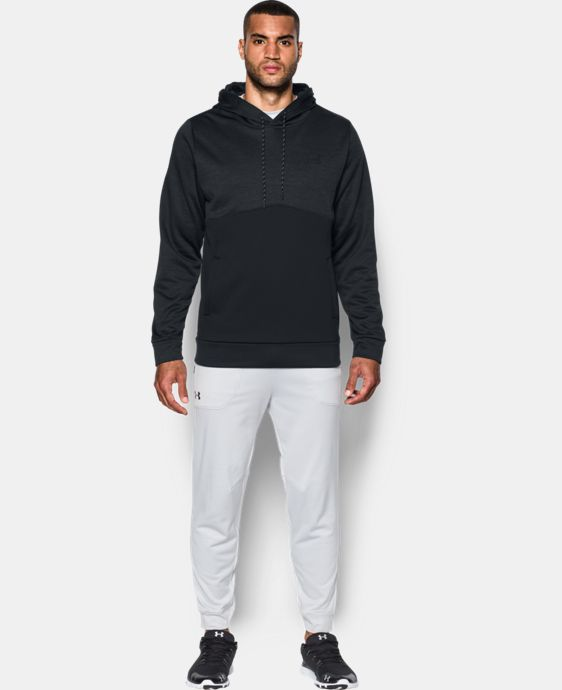 Men's UA Storm Armour® Fleece Twist Hoodie  1 Color $69.99
