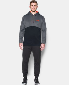 Men's UA Storm Armour® Fleece Twist Hoodie  1 Color $26.99 to $33.74