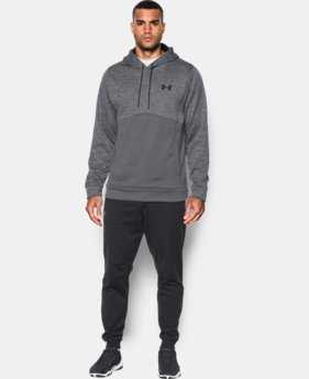 Men's UA Storm Armour® Fleece Twist Hoodie  1 Color $35.99 to $44.99