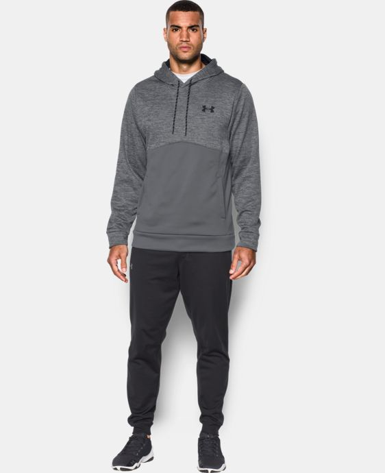 Men's UA Storm Armour® Fleece Twist Hoodie LIMITED TIME OFFER + FREE U.S. SHIPPING 8 Colors $39.99