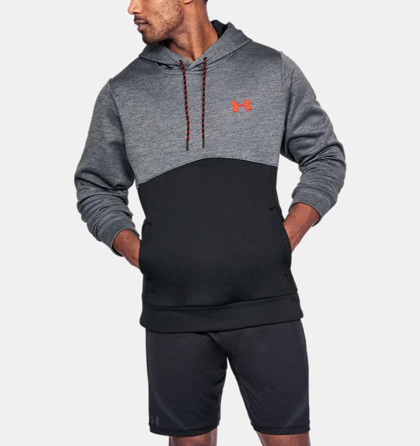 Under Armour Stom Fleece Overhead Hooded Top CP1176