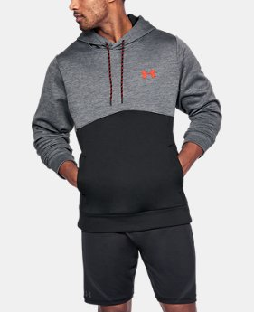 Men's UA Storm Armour Fleece® Twist Hoodie  1 Color $59.99