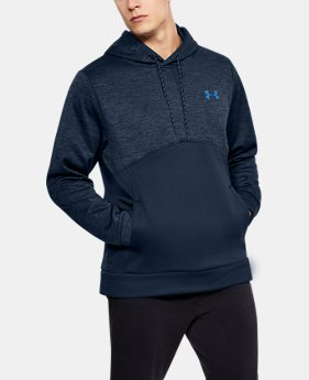 Men's UA Storm Armour Fleece® Twist Hoodie  3 Colors $59.99