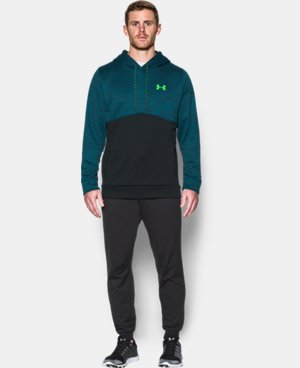 Men's UA Storm Armour® Fleece Twist Hoodie LIMITED TIME OFFER + FREE U.S. SHIPPING 2 Colors $39.99