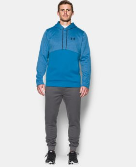 Men's UA Storm Armour® Fleece Twist Hoodie LIMITED TIME: FREE SHIPPING 3 Colors $52.49