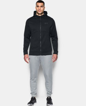 Best Seller  Men's UA Storm Armour® Fleece Full Zip Hoodie LIMITED TIME: FREE SHIPPING 6 Colors $59.99