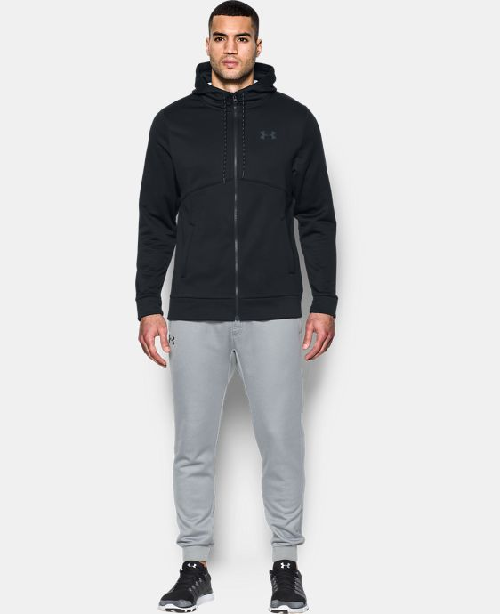 Best Seller  Men's UA Storm Armour® Fleece Full Zip Hoodie  6 Colors $59.99