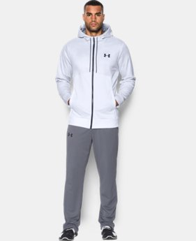 Men's UA Storm Armour® Fleece Full Zip Hoodie  1 Color $69.99