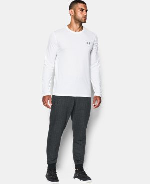 Men's UA Rival Fleece Patterned Joggers  4 Colors $52.99 to $69.99
