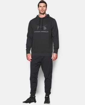 Men's UA Sportstyle Fleece Graphic Hoodie  4 Colors $52.99