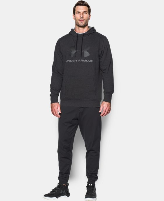 Best Seller Men's UA Sportstyle Fleece Graphic Hoodie LIMITED TIME OFFER + FREE U.S. SHIPPING 1 Color $59.99