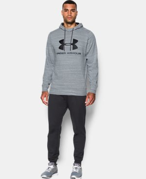 Men's UA Sportstyle Fleece Graphic Hoodie  3 Colors $69.99