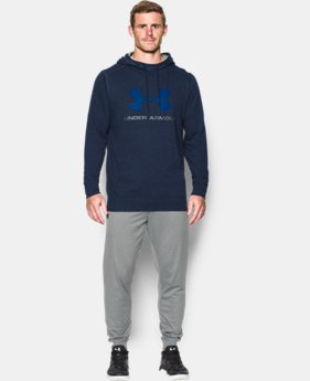 Best Seller Men's UA Sportstyle Fleece Graphic Hoodie  1 Color $59.99