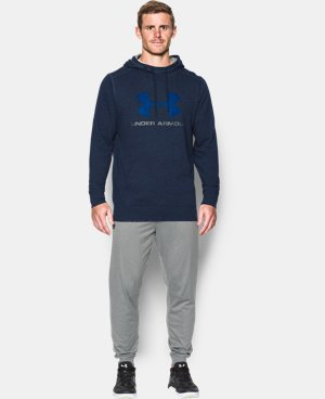 Men's UA Sportstyle Fleece Graphic Hoodie LIMITED TIME: FREE SHIPPING 1 Color $52.99