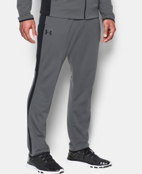 Best Seller Men's UA Maverick Tapered Pants  4 Colors $44.99