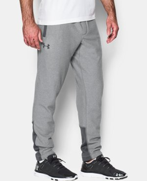 Men's UA ColdGear® Infrared Fleece Pants LIMITED TIME: FREE U.S. SHIPPING 1 Color $69.99