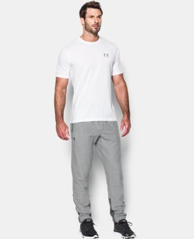 New Arrival  Men's UA ColdGear® Infrared Fleece Pants  1 Color $79.99