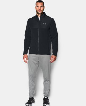 New Arrival Men's UA ColdGear® Infrared Fleece Heavyweight Hoodie  1 Color $114.99