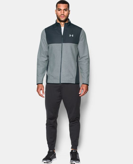 New Arrival Men's UA ColdGear® Infrared Fleece Heavyweight Hoodie LIMITED TIME: FREE SHIPPING  $114.99