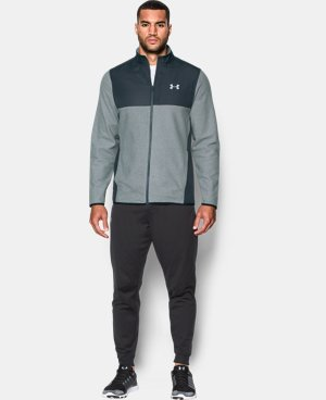 New Arrival Men's UA ColdGear® Infrared Fleece Heavyweight Hoodie   $114.99