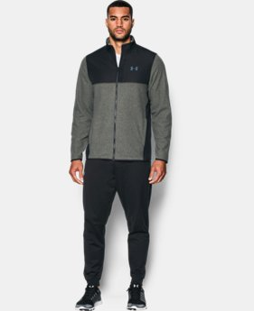 New Arrival Men's UA ColdGear® Infrared Fleece Heavyweight Hoodie LIMITED TIME: FREE SHIPPING 1 Color $114.99