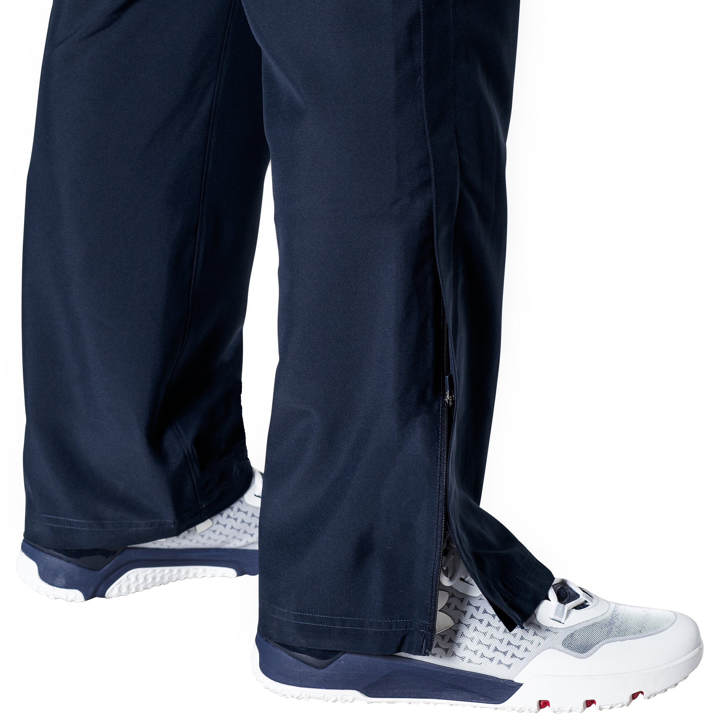 Men's UA Storm Powerhouse Pants, Midnight Navy, undefined