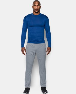 Men's UA ColdGear® Armour Twist Compression Mock  3 Colors $59.99