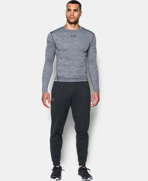 Best Seller  Men's UA ColdGear® Armour Twist Compression Crew  1 Color $52.49