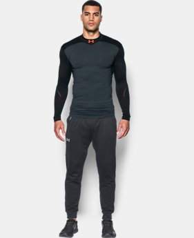 Men's UA ColdGear® Armour Elements Mock  3 Colors $64.99