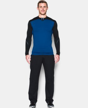 Men's UA ColdGear® Armour Elements Mock LIMITED TIME OFFER + FREE U.S. SHIPPING 1 Color $36.56 to $48.74
