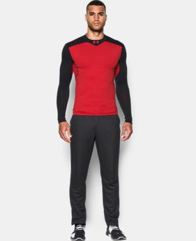 Men's UA ColdGear® Armour Elements Mock  3 Colors $56.24