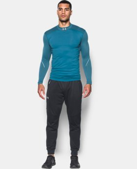 Men's UA ColdGear® Armour Mock  5 Colors $38.99 to $48.74