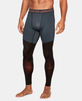 Men's UA ColdGear® Armour Leggings  2 Colors $48.74