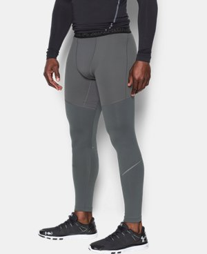 Men's UA ColdGear® Armour Elements Leggings  3 Colors $56.24