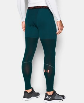 Men's UA ColdGear® Armour Elements Leggings LIMITED TIME OFFER + FREE U.S. SHIPPING 1 Color $64.99