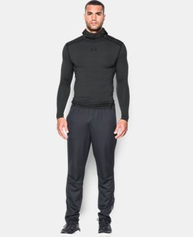 Men's UA ColdGear® Armour Compression Hoodie  1 Color $44.99