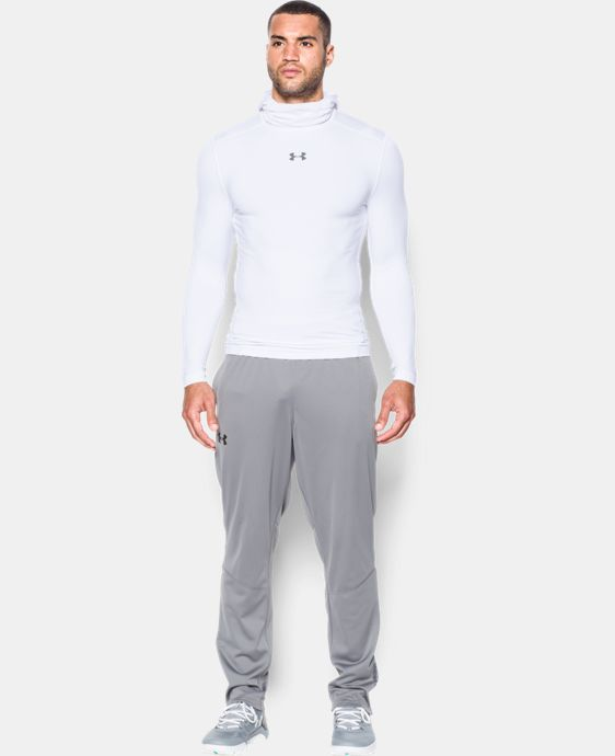 Men's UA ColdGear® Armour Compression Hoodie  1 Color $59.99