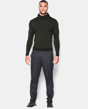 Men's UA ColdGear® Armour Compression Hoodie  1 Color $52.49
