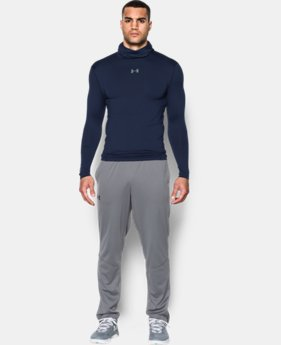 Men's UA ColdGear® Armour Compression Hoodie LIMITED TIME: FREE SHIPPING 1 Color $59.99