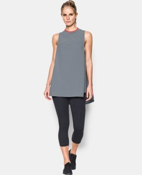Women's UA  2 in 1 Tank LIMITED TIME: FREE SHIPPING 1 Color $69.99