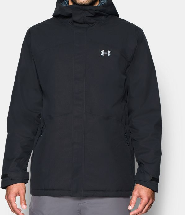 Men S Ua Storm Powerline Insulated Jacket Under Armour Us