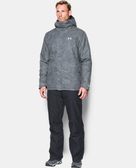 Best Seller  Men's UA Storm Powerline Insulated Jacket  2 Colors $229.99