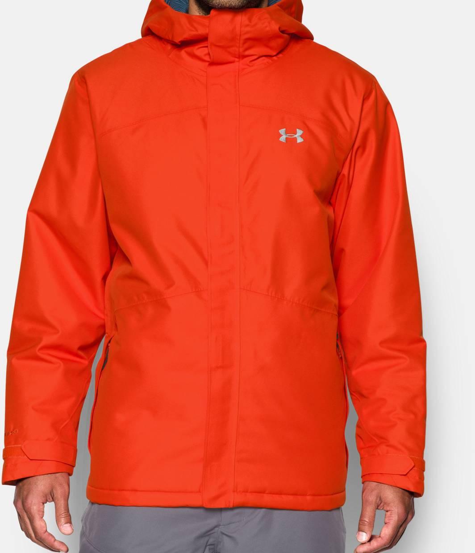 Men S Ua Storm Powerline Insulated Jacket Under Armour Ca