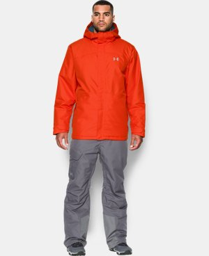 New Arrival Men's UA Storm Powerline Insulated Jacket   $199.99